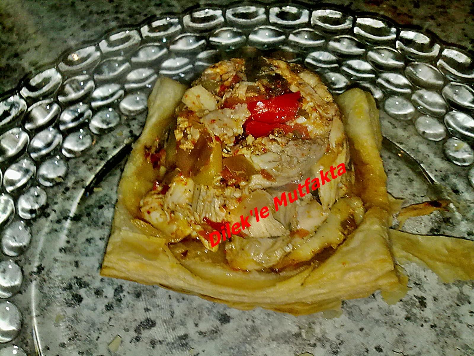 Yer Fıstıklı Tavuk Güveci Tarifi