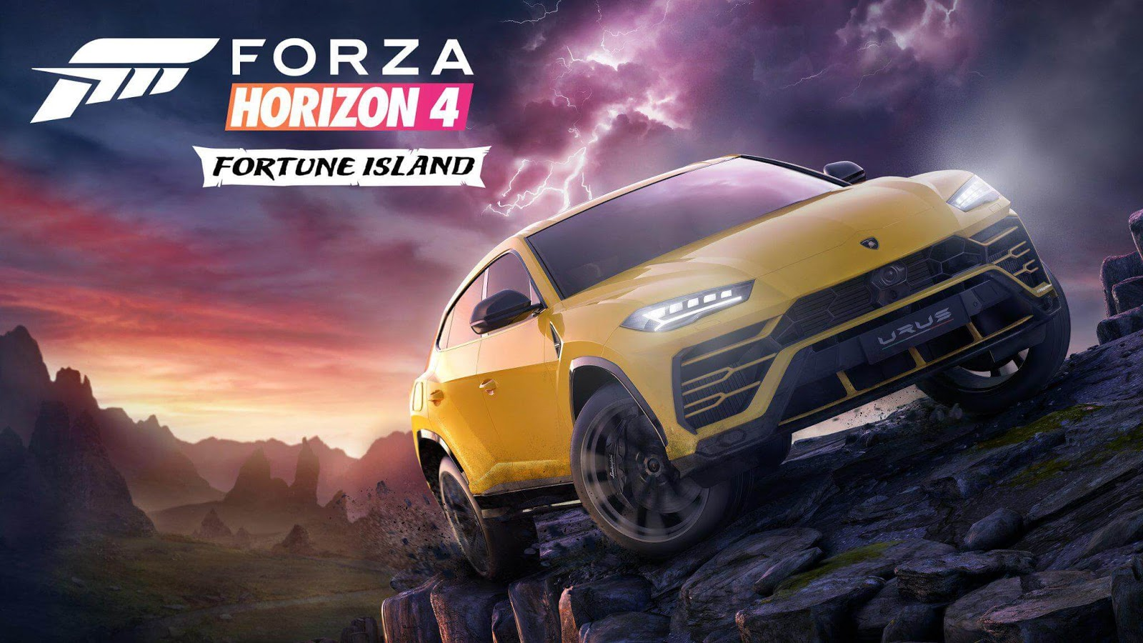 Forza Horizon 4's First Expansion Announced, Releases Dec. 13