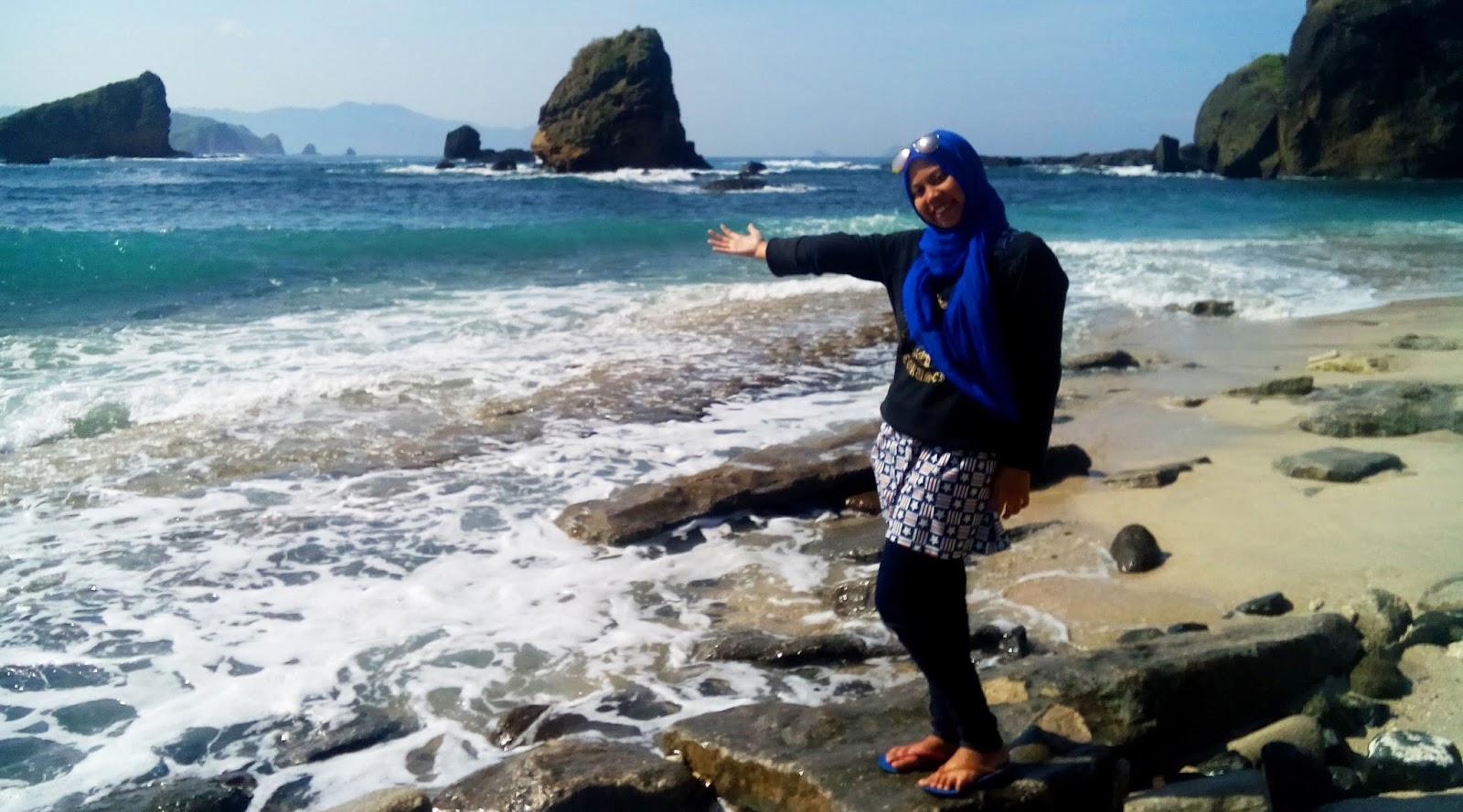 wisata indonesia video tanjung papuma
