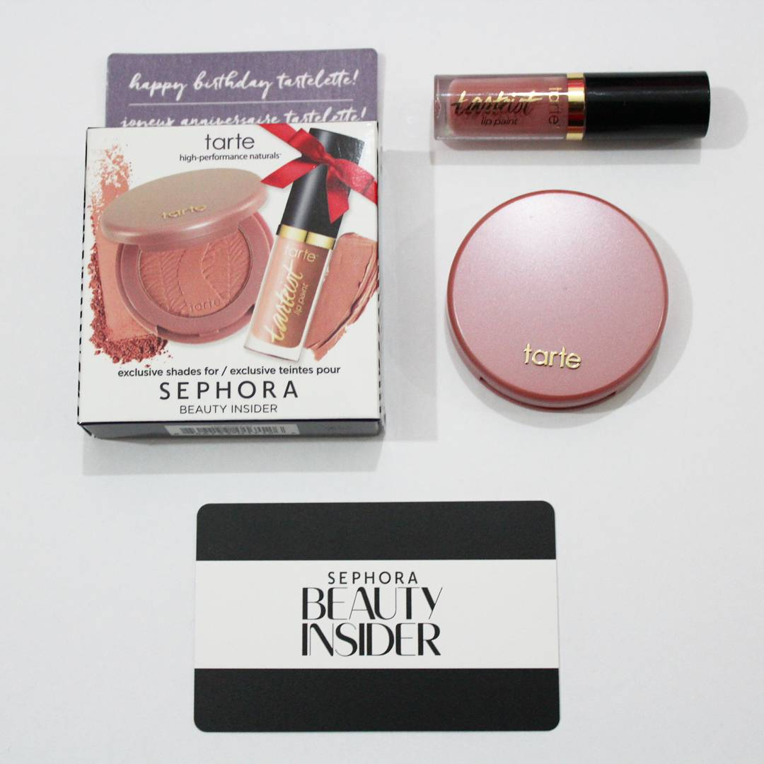 In Todays Blog Post I Am Going To Be Reviewing One Of The 2017 Sephora Beauty Insider Birthday Gifts This Year Is Allowing Their Insiders