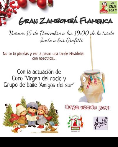 Gran Zambombá Flamenca