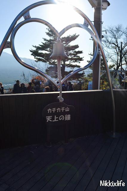 【日本。河口湖】天上山公園・高人一等的必訪景點 18