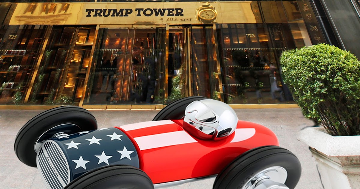 opinions la voiture donald trump. Black Bedroom Furniture Sets. Home Design Ideas