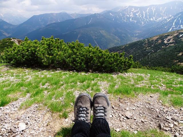 Szlak na Grzesia - Tatry dla początkujących