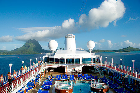 Exotic Places Cruise To Bora Bora