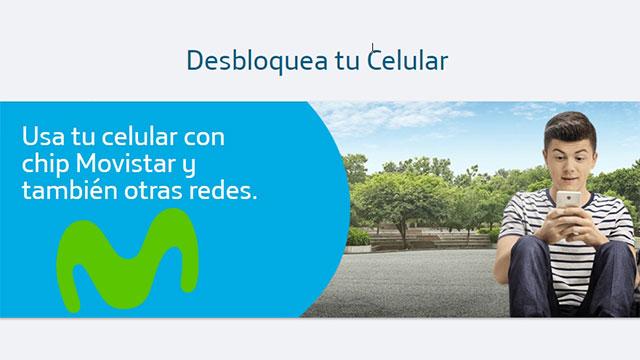 liberar \ desbloquear cualquier teléfono Movistar