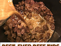 BEST-EVER BEEF TIPS