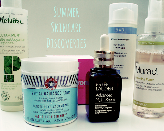 Summer Skincare Discoveries - Hydraluron Moisture Jelly Review