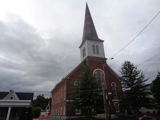 Trinity United Methodist Church, Montpelier, Vermont