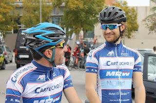 José Nehme y Adrián Escobar Trofeo Guerrita