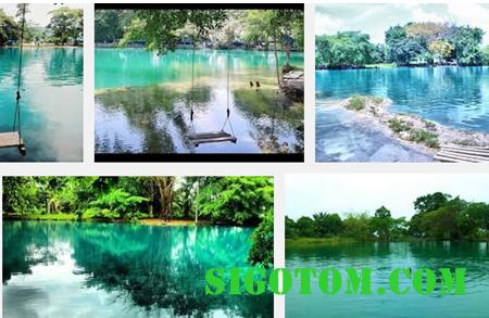 Tempat Usaha Danau Linting