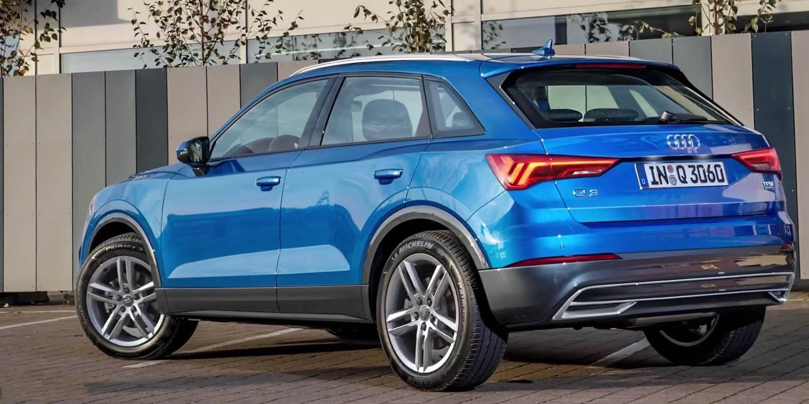 Audi Q3 2018 >> FOTO Nuova Audi Q3 2018/2019: Ecco come sarà il nuovo modello | dMotori.IT