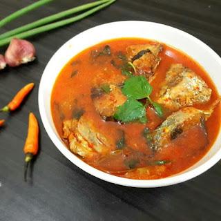 Ide Resep Masak Ikan Tongkol Woku