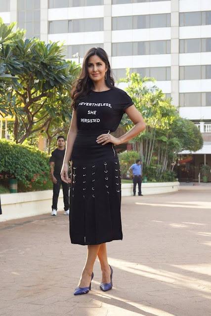 Katrina Kaif Stills At Bina Kak Book Launch