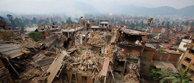El terremoto de Nepal y geologia