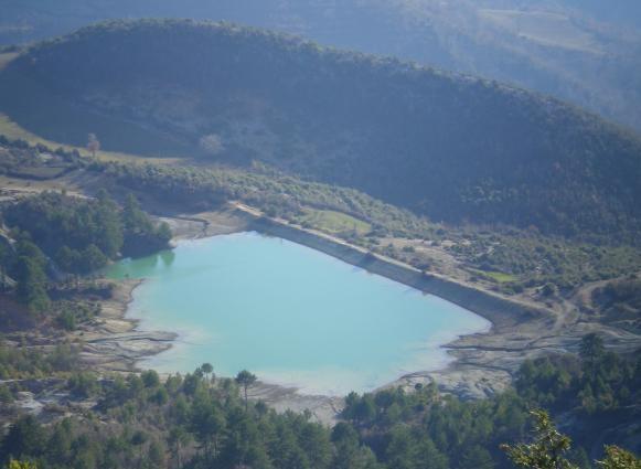 Ndroq reservoir