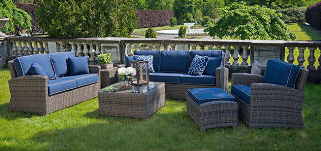 Do You Have All the Outdoor Furniture You Need For Holiday Entertaining