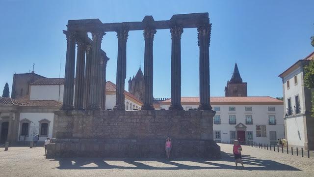 Évora: Templo de Diana