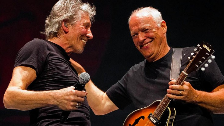 GILMOUR WATERS - Comfortably Numb