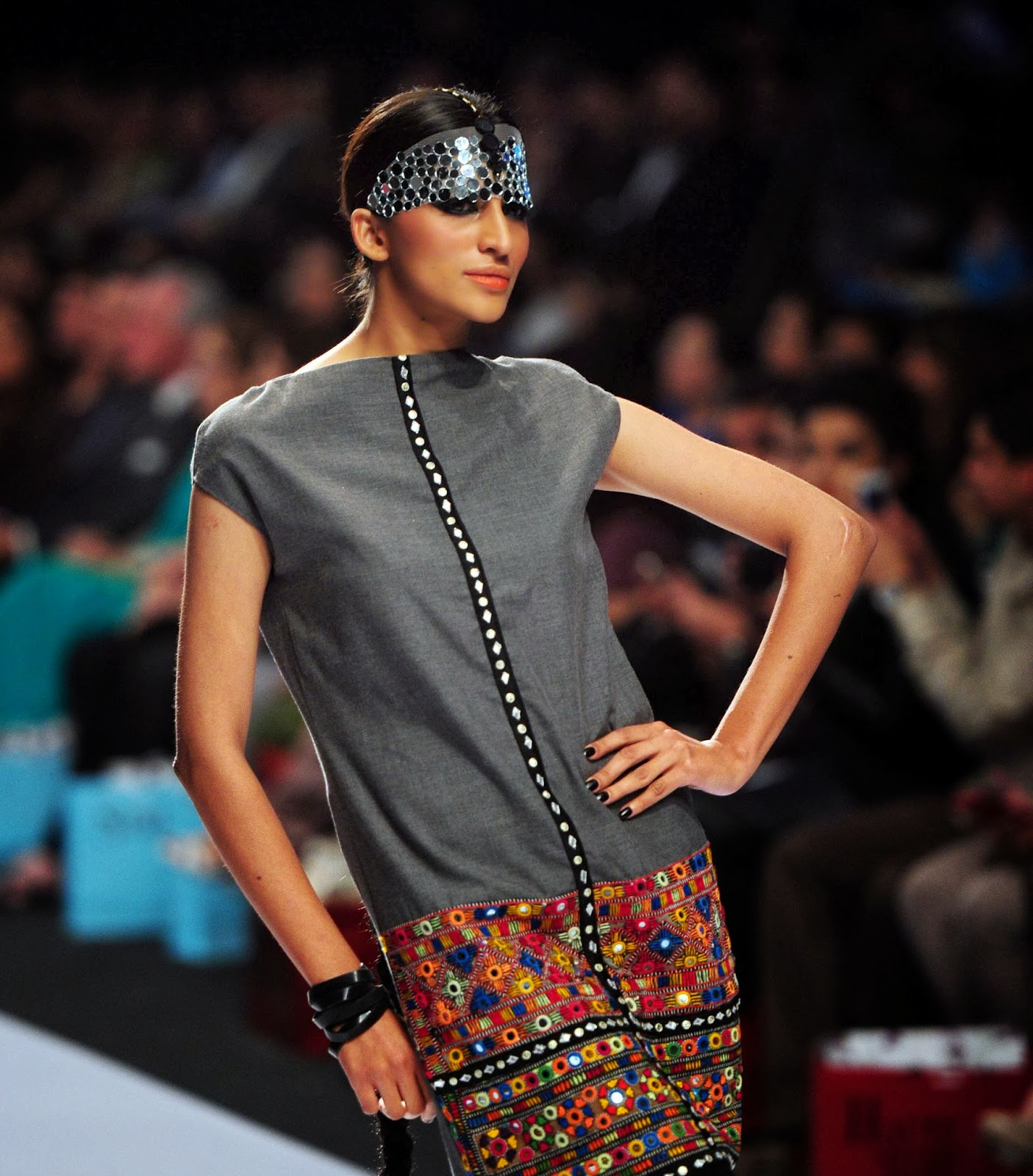 2014, Culture, Entertainment, Fashion, Fashion 2014, Fashion Pakistan Week, Fashion Week, Karachi, Model, Pakistan, Photo, Showbiz,