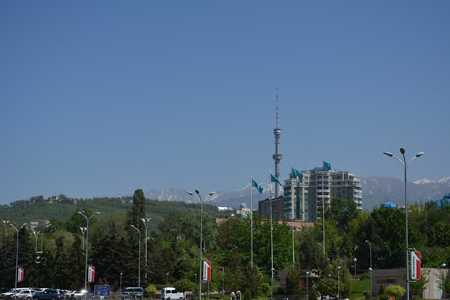 Almatı televizyon kulesi