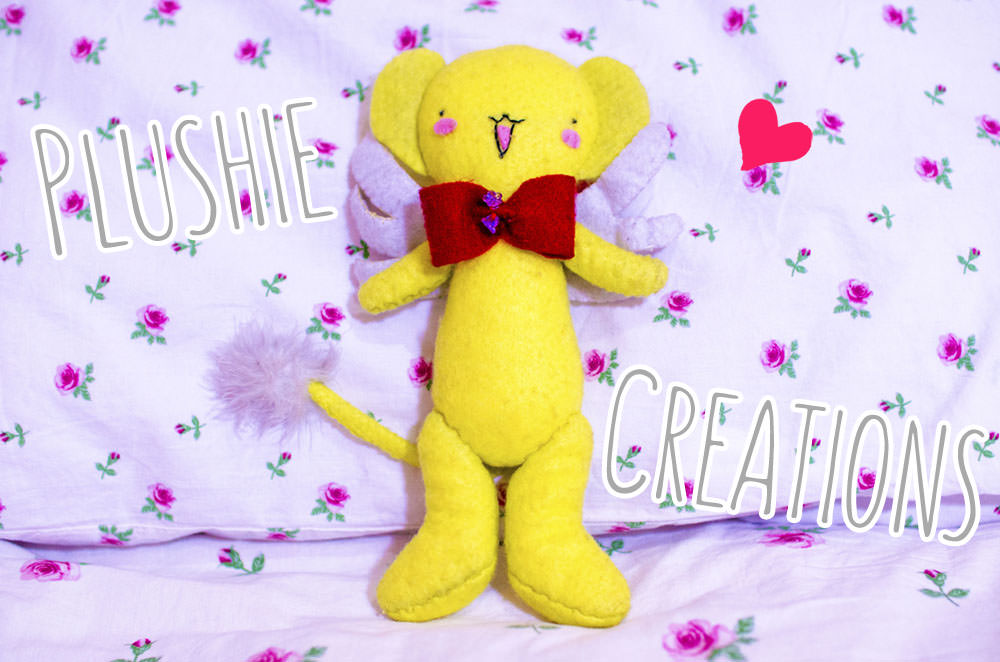 My Handmade Plush Creations