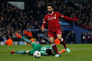 Mohamed Salah's precious goal against Manchester City