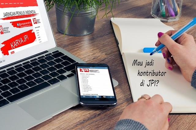Cara Menulis di Blog JPI