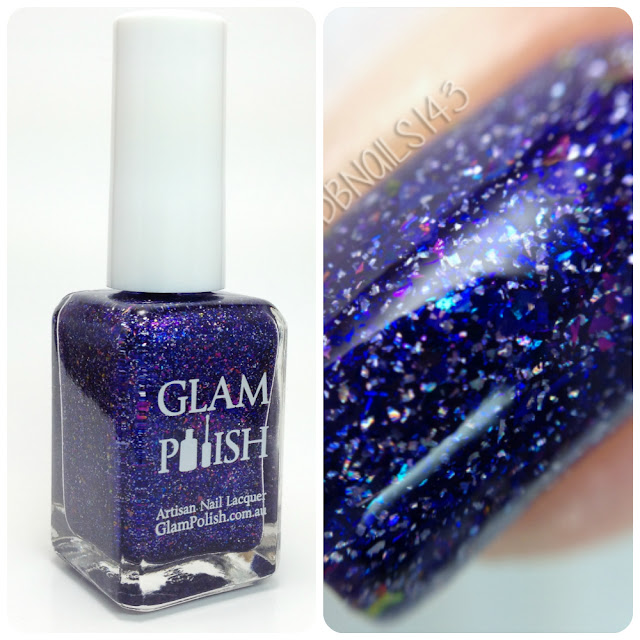 Glam Polish-Ultraviolet Galaxy