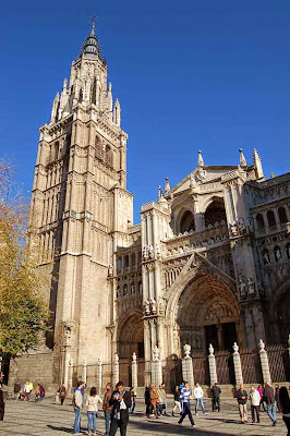 La maravillosa Catedral de Toledo