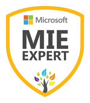 Microsoft Innovative Educator Expert MIEExpert 2016/2017