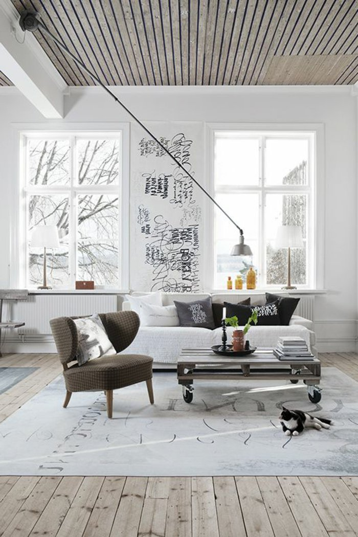 scandinavian design, scandinavian style, scandinavian living room, scandinavian interior, beautiful scandinavian style floor inspiration, choose wood floors, right floor for your home, floor inspiration, living room, minimal design