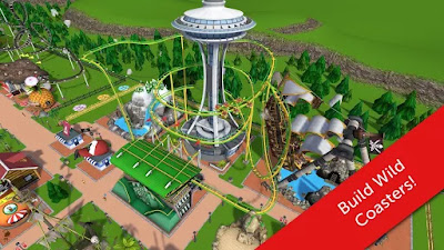 RollerCoaster Tycoon Touch MOd 2