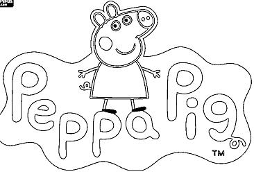 Juegos Para Colorear De Peppa Pig Diccionario Oxford Pocket