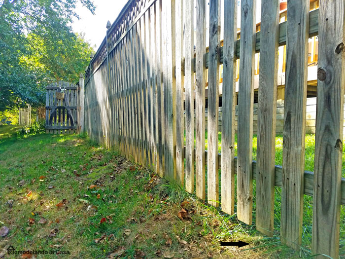 How to add chicken wire to Wooden fence