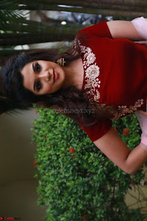 Actress Aathmika in lovely Maraoon Choli ¬  Exclusive Celebrities galleries 071.jpg