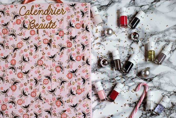 Monoprix Calendrier Beauté Avent