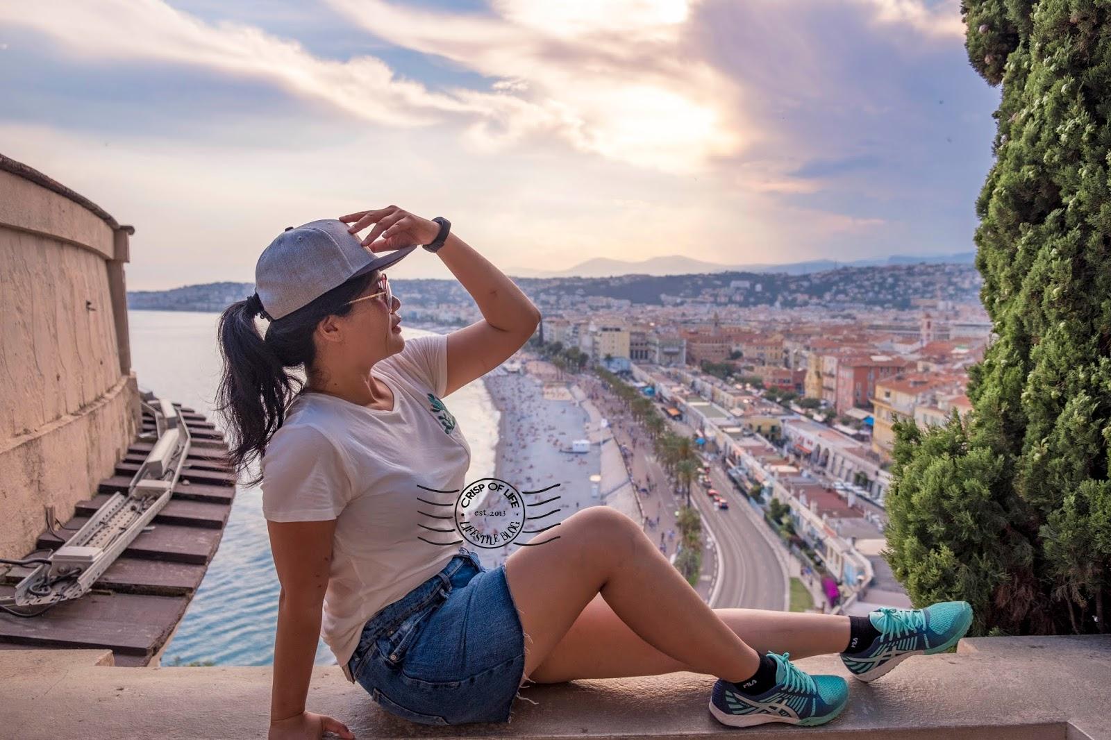 FRANCE A Short Visit at Nice