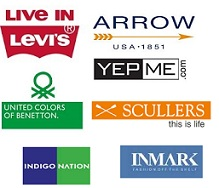 Levi's – 50% Off   UCB – 60% Off   Arrow – 50% Off   Inmark- 50% Off   Yepme – 50% Off   Indigo Nation – 50% Off @ Amazon