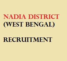 Nadia District Recruitment 2017