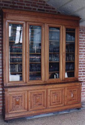 Bibliothèque scolaire, (collection musée)