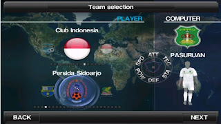 Winning Eleven 2012 Update 2018 Mod Apk [Indonesian League]
