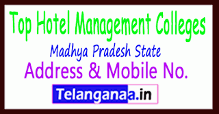 Top Hotel Management Colleges in Madhya Pradesh