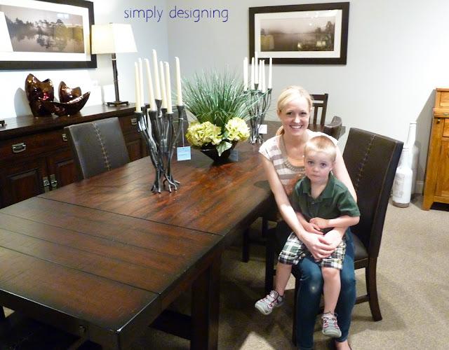 Rustic Dining Room Furniture Arkansas