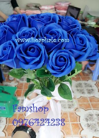 Hoa hong sap thom vinh cuu tai Hai Ba Trung