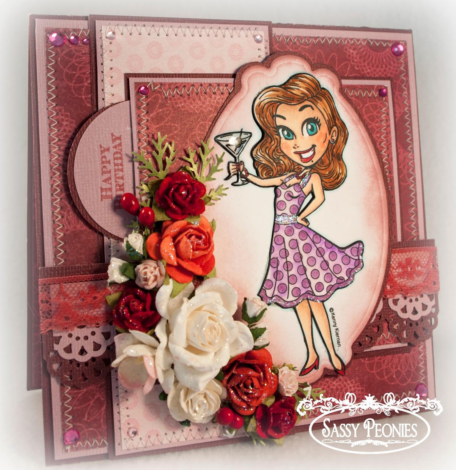 Card Heaven: Happy Birthday, Girlfriend