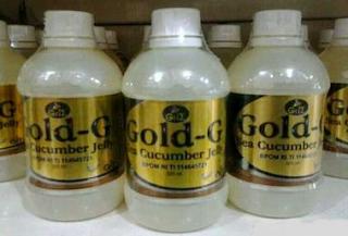 Cara konsumsi Jelly Gamat gold-g anjuran dokter