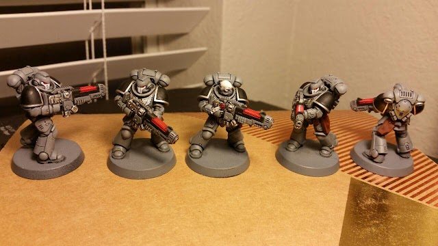 What's On Your Table: Carcharodons Astra Primaris Hellblasters