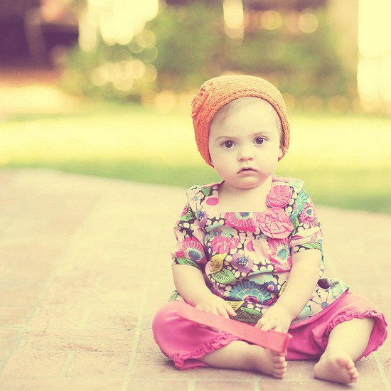 Cute and Beautiful Newborn Baby Pictures-5