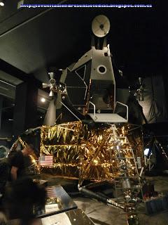 Cápsula espacial en el Science Museum